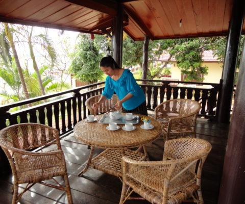 Luxury Hotel Lao