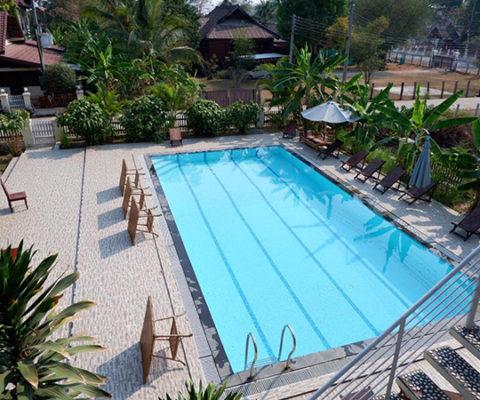 Accommodation Laos